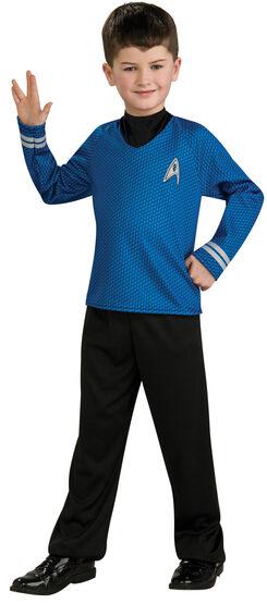 Star Trek Spock Kids Costume