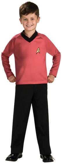Scotty Star Trek Kids Costume
