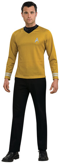 Mens Captain Kirk Star Trek Adult Costume