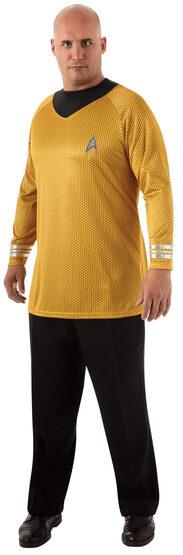 Captain Kirk Star Trek Plus Size Costume