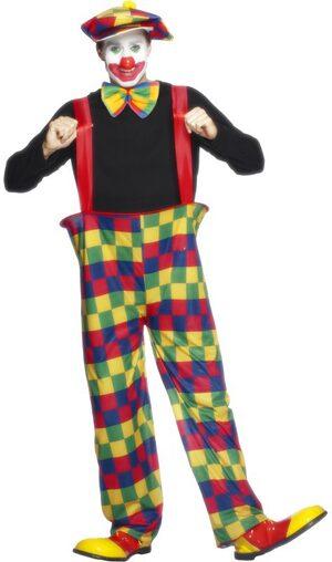 JoJo the Clown Adult Costume