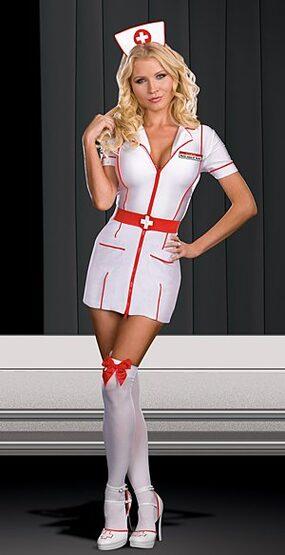 Juana B Betta Sexy Nurse Costume