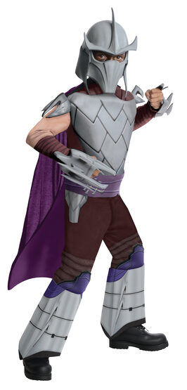 Deluxe Shredder Kids Costume