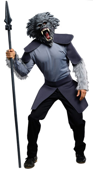 Baboon Scary Monkey of Oz Adult Costume