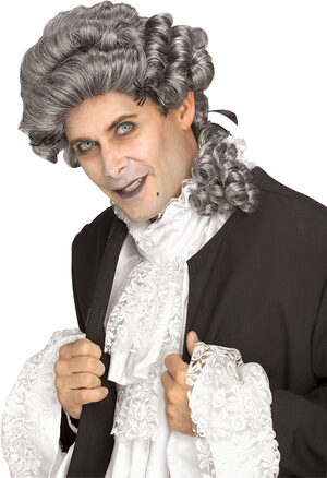 Wicked Court Adult Costume Wig
