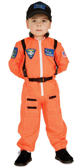 Astronaut Kids Costume