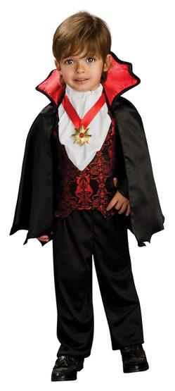 Boys Transylvanian Vampire Kids Costume