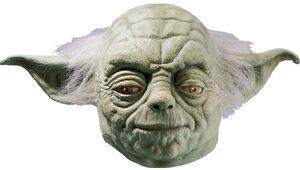 Yoda Deluxe Full Adult Mask