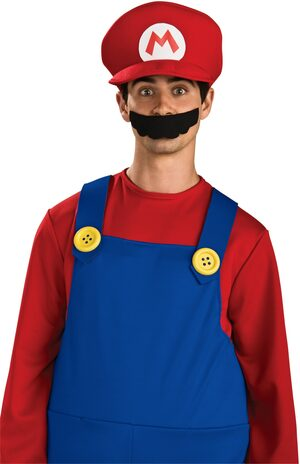 Super Mario Brothers Mario Hat