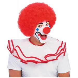 Adult Popular Red Clown Wig
