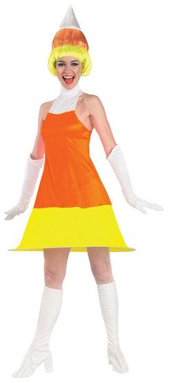 Candi Korn Adult Costume