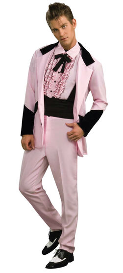 Mens Lounge Lizard Adult 50s Costume