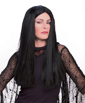 Adult Morticia Wig