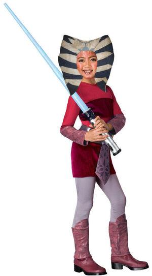 Star Wars Ashoka Kids Costume