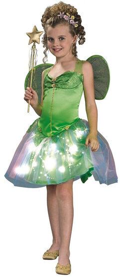 Liteup Fairy Kids Costume