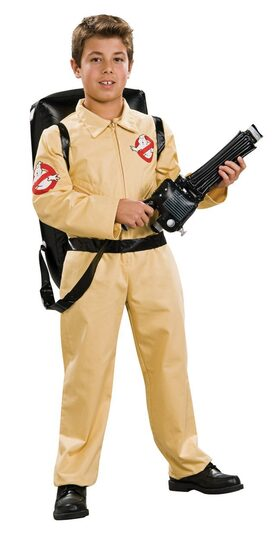 Ghostbusters Deluxe Kids Costume