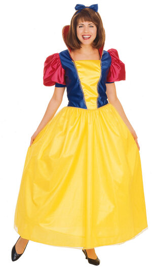 Adult Disney Snow White Costume