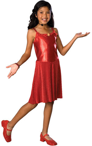 High School Musical Gabriella Dress Deluxe Kids Costume