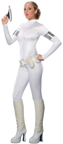 Sexy Queen Amidala Star Wars Costume