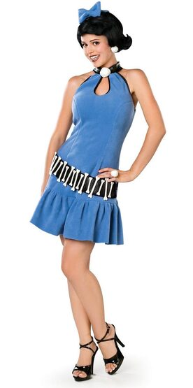 Flintstones Betty Rubble Adult Costume