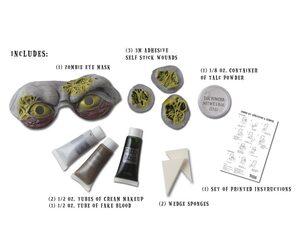 Toxic Zombie Makeup Kit