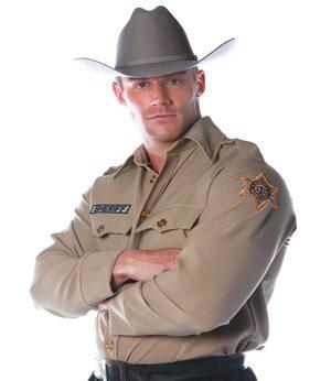 Adult Sheriff Costume