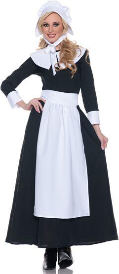 Womens Adult Pilgrim Costume