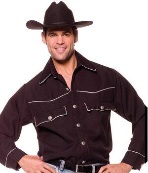 Adult Wrangler Cowboy Costume