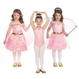 Girls Storybook Beauties Ballerina Kids Costume