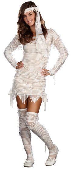 Egyptian Yo Mummy Costume