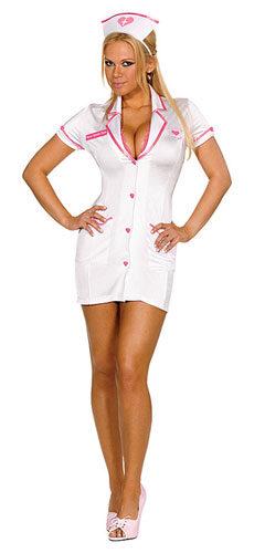 Intensive Care Nurse Sexy Costume