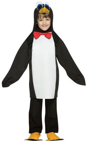 Lightweight Penguin Kids Costume