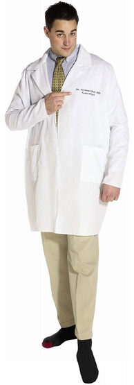 Doctor Seymour Bush Funny Adult Costume