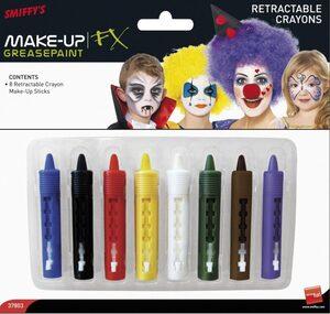 Crayon Makeup Kit