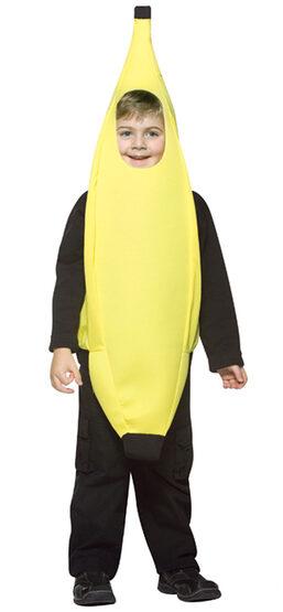 Kids Lightweight Banana Toddler Costume