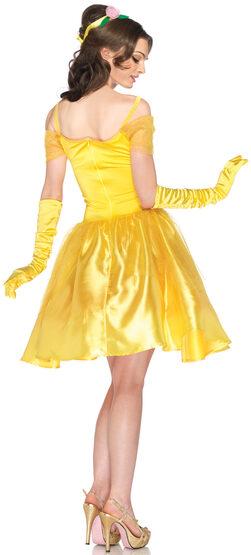 Classic Princess Belle Adult Costume