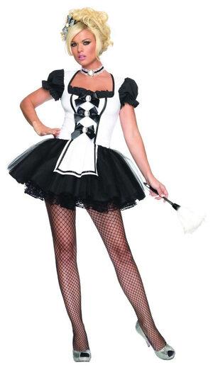 Sexy Mistress Maid Costume