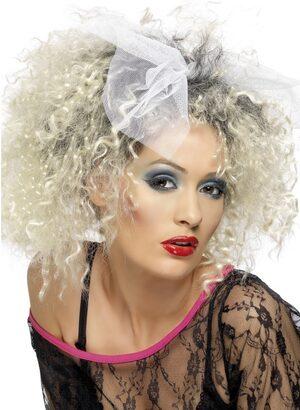 80s Wild Child Blonde Wig