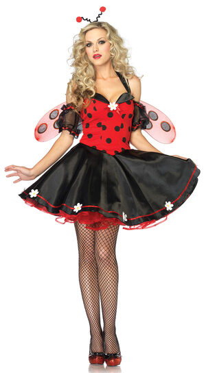 Sexy Daisy Ladybug Costume