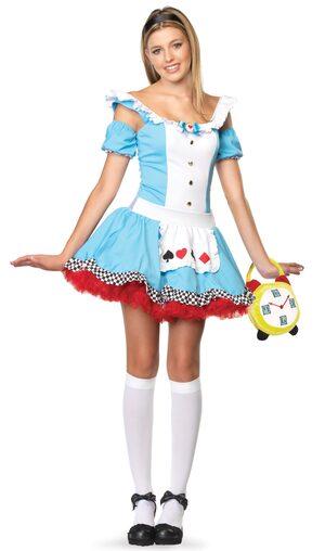 Teen Sweetheart Alice Costume