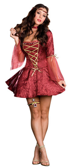 Juliet Sexy Renaissance Costume