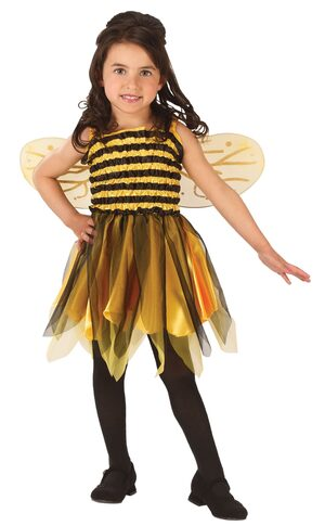 Kids Bumble Bee Toddler Costume