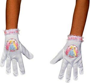 Kids Disney Princess Short Gloves