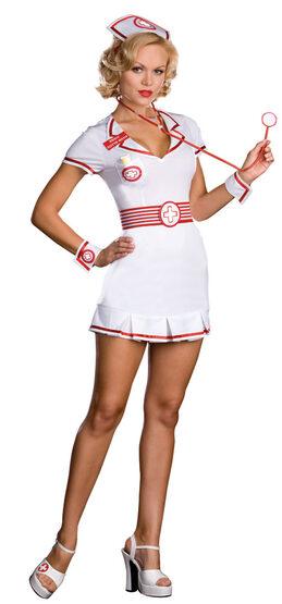 Lotta Meds Sexy Nurse Costume