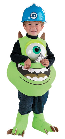 Disney Monsters Inc Mike Toddler Costume