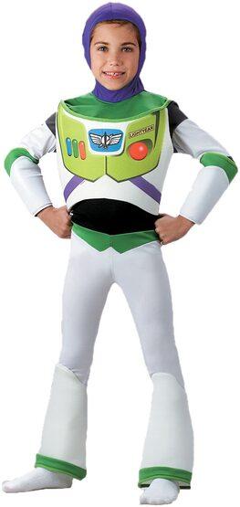 Disney Buzz Lightyear Deluxe Kids Costume