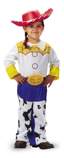 Disney Toy Story Jessie Toddler Cowgirl Costume