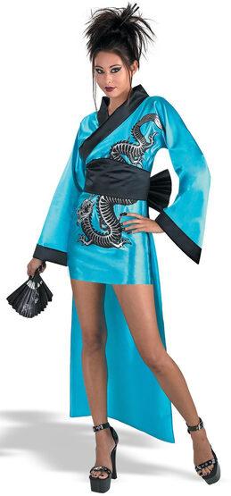 Dragon Geisha Adult Costume