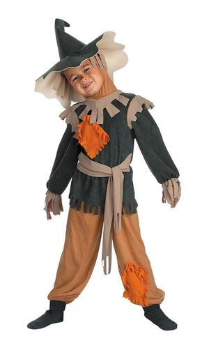 Scarecrow Toddler Costume