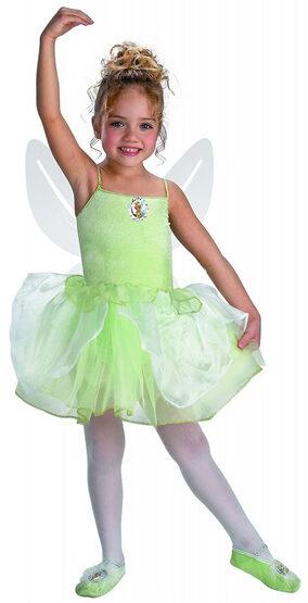 Disney Tinkerbell Ballerina Toddler Costume